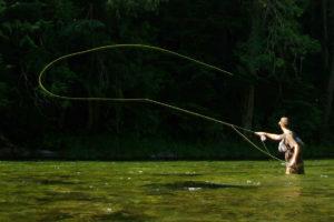 fly fishing jacob